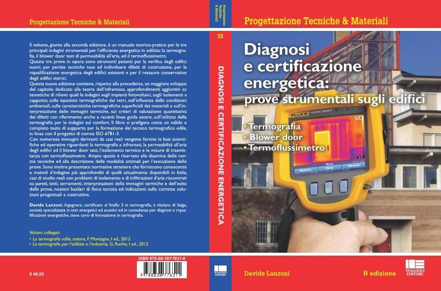Libro termografia in edilizia