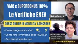 VMC con Superbonus 110% Corso Online