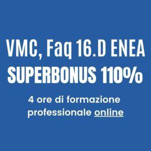 VMC con superbonus 110