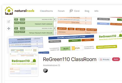 ReGreen110 Classroom